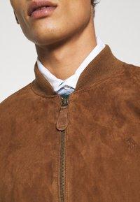 Polo Ralph Lauren - GUNNERS - Skinnjakke - country brown - 5