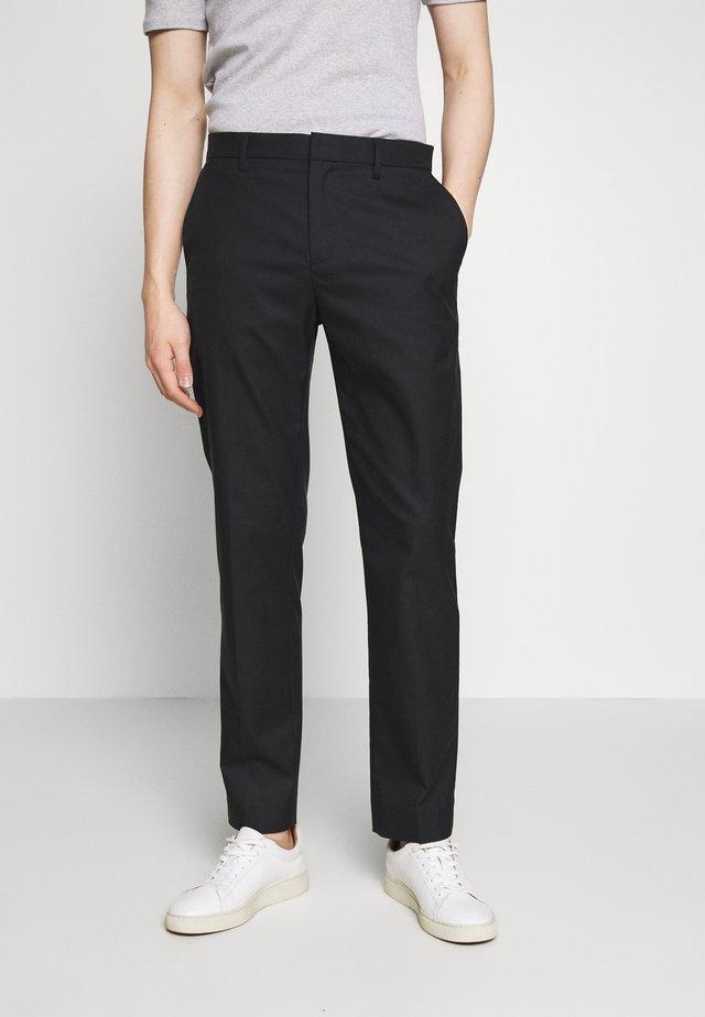SOLID  - Pantaloni - black