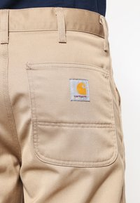 Carhartt WIP - SIMPLE DENISON - Trousers - sand - 4