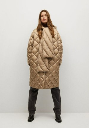 GUAJIRO - Winter coat - beige