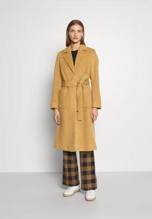 MESUA - Classic coat - light/pastel brown