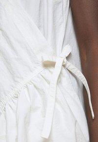 Henrik Vibskov - BLAZE DRESS - Day dress - white - 6
