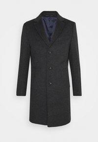 COAT SULTAN - Classic coat - charcoal