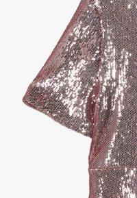 Bardot Junior - SEQUIN DRESS - Vestido de cóctel - silver pink - 2