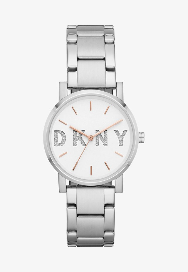 SOHO - Horloge - silver-coloured