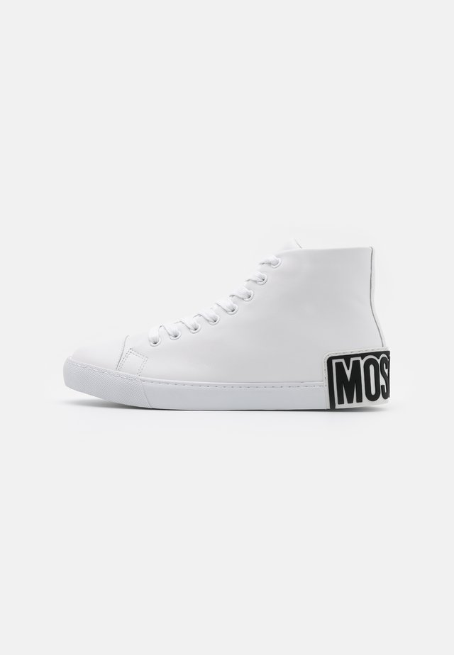 High-top trainers - bianco