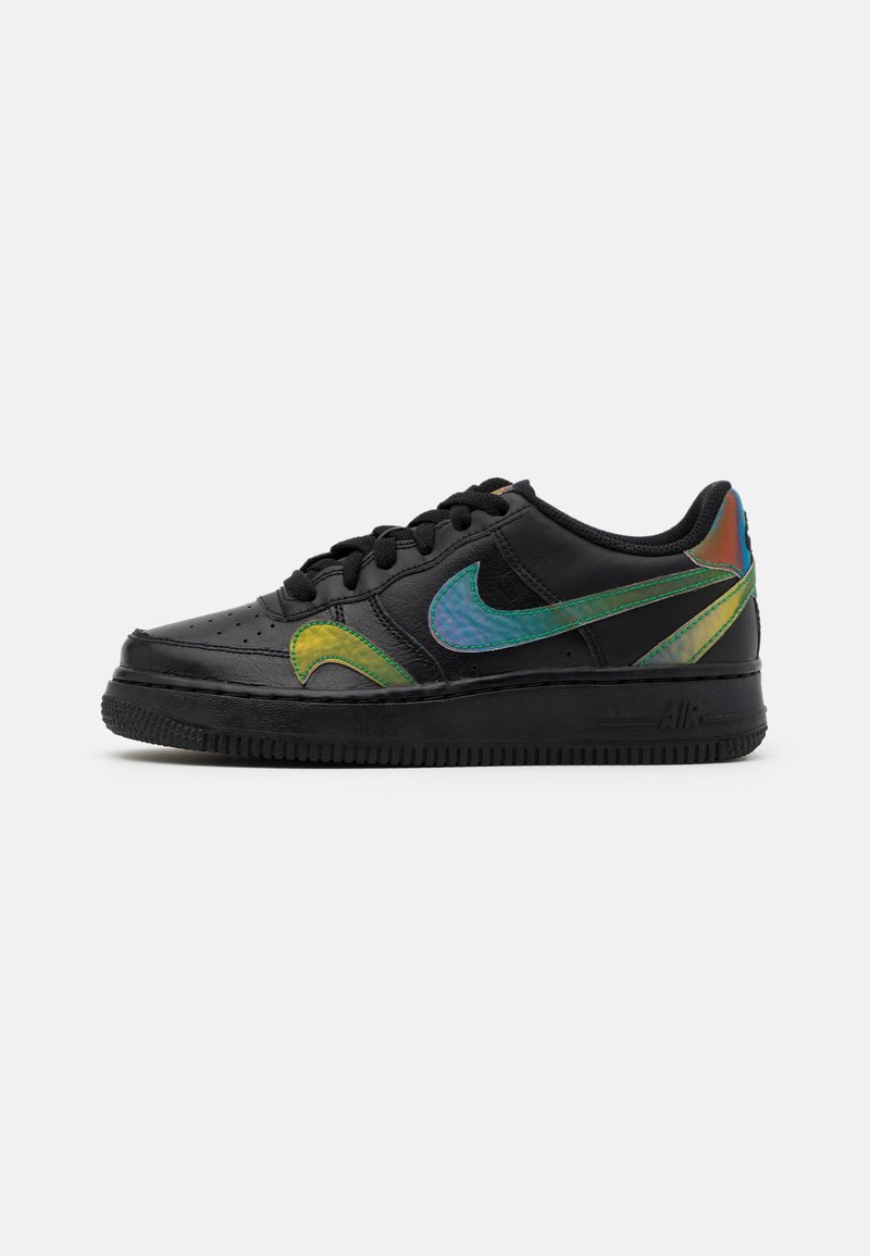 Nike Sportswear - AIR FORCE 1 LV8 UNISEX - Trainers - black/multicolor