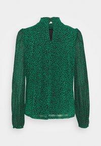 Wallis - LEOPARD  - Blouse - green - 1