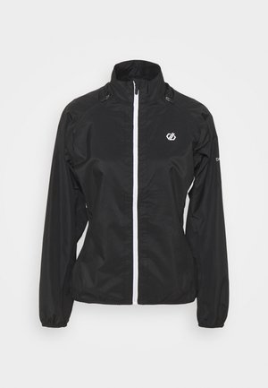 REBOUND WINDSHELL - Windbreaker - black