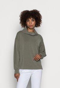 Opus - GRACEY  - Sweatshirt - soft moss - 0