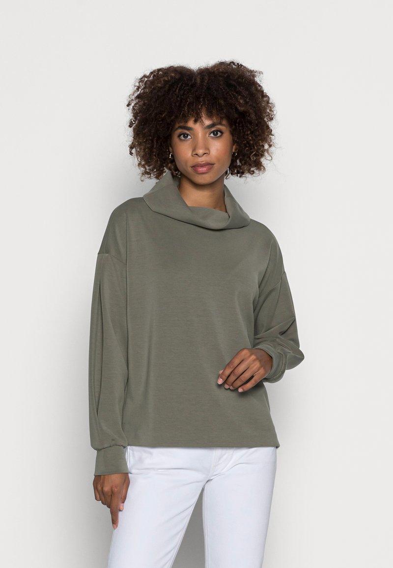 Opus - GRACEY  - Sweatshirt - soft moss