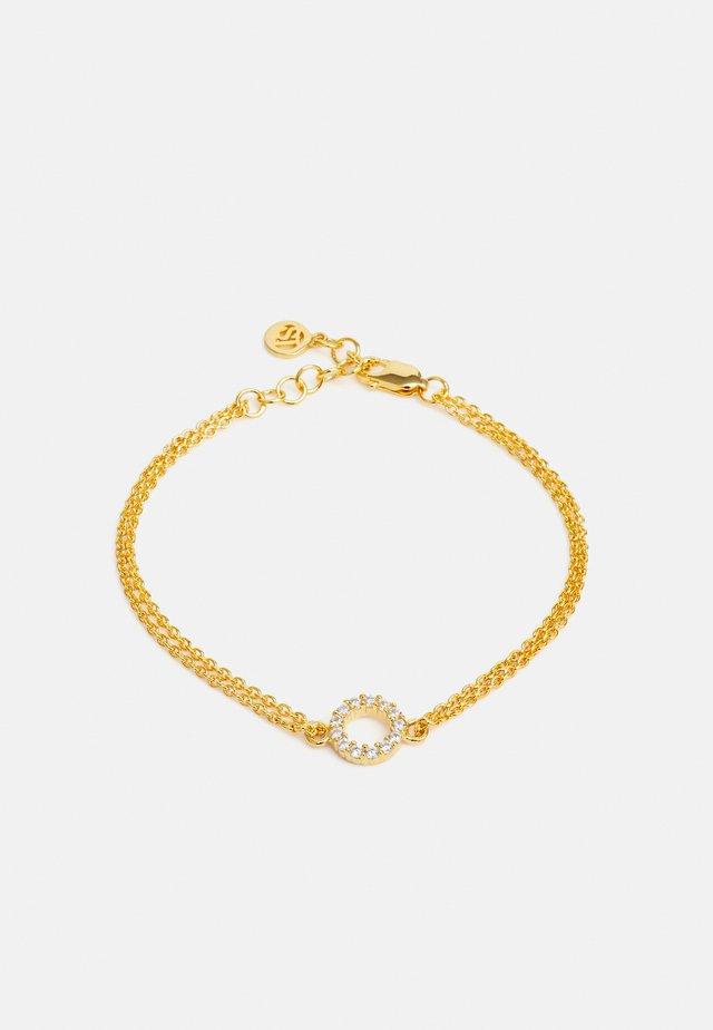 BIELLA PICCOLO BRACELET - Armband - gold-coloured
