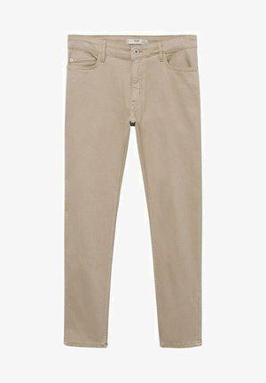 BILLY - Jeans Skinny Fit - beige