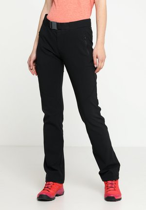 ADVENTURE HIKING™ PANT - Stoffhose - black