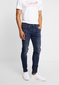 Levi's® - 519™ SKINNY BALL - Jeansy Skinny Fit - can can - 4