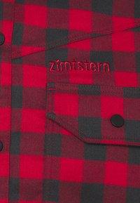 Zimtstern - TIMBAZ MENS - Košile - jester red/pirate black - 2