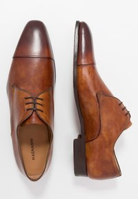 Magnanni - Business sko - catalux/cognac - 1