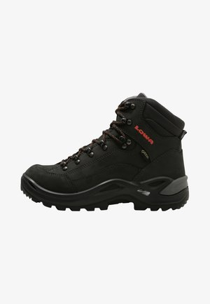RENEGADE GTX MID - Hiking shoes - anthrazit/mandarine