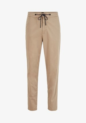 SABRIEL 1 - Trousers - beige