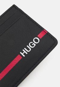 HUGO - AUSTEN CARD UNISEX - Étui pour cartes de visite - black - 4