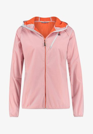 LARVIK - Outdoor jacket - orange