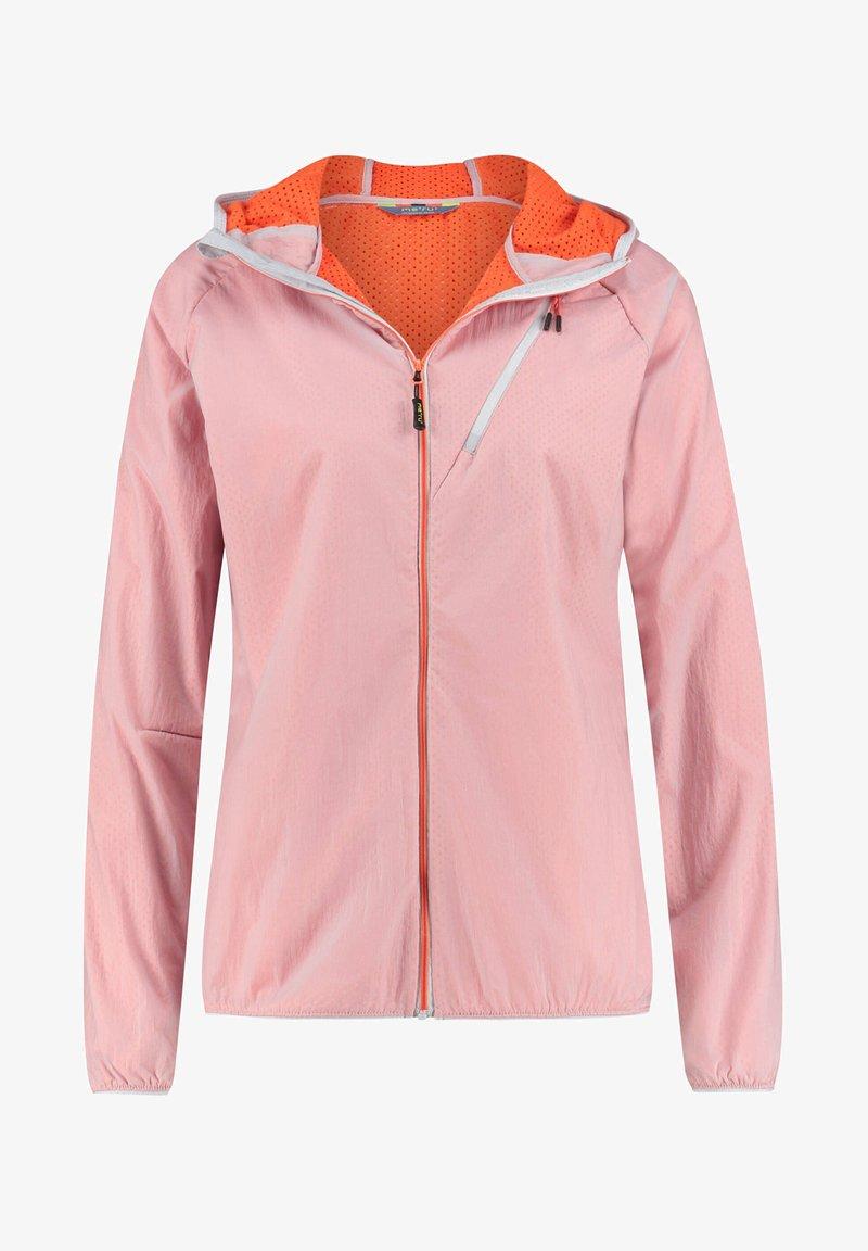 Meru - LARVIK - Outdoor jacket - orange