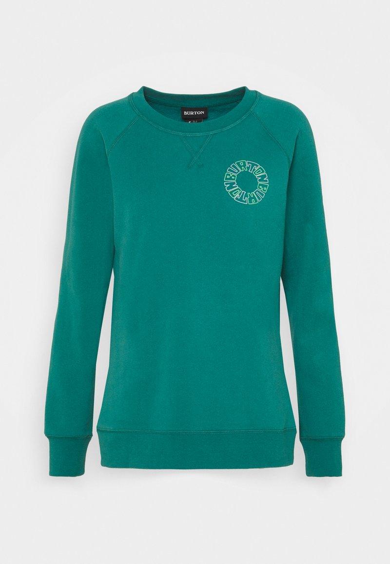 Burton - KEELER CREW - Sweatshirt - antique green