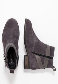Pier One Wide Fit - Ankle boots - grey - 3