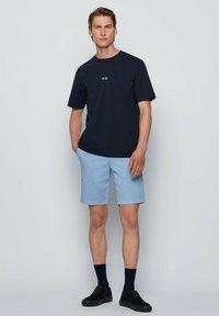 BOSS - SCHINO - Shorts - open blue - 1