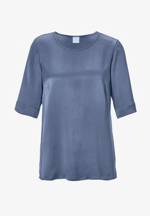 Long sleeved top - rauchblau