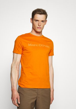 SHORT SLEEVE CREW NECK - Print T-shirt - autumn maple