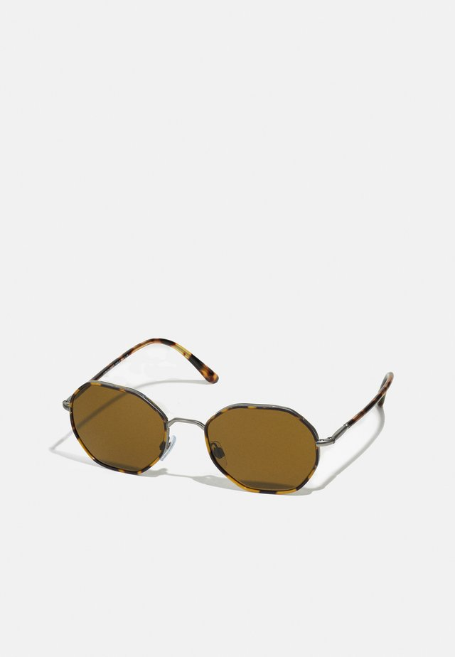 Sunglasses - matte gunmetal