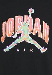 Jordan - T-shirt con stampa - black - 2