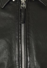 Gabba - PHIRE CRAN - Leather jacket - black - 2