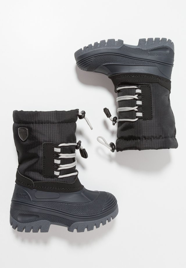 AHTO WP UNISEX - Winter boots - antracite