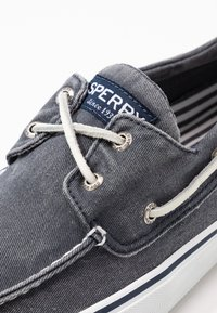 Sperry - BAHAMA CORE - Boat shoes - navy - 5