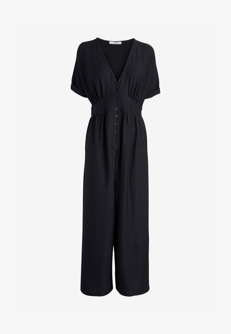 Next - Overall / Jumpsuit /Buksedragter - black