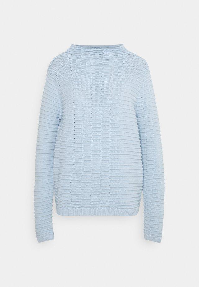 TEGANI BLOCKING - Sweter - quiet blue
