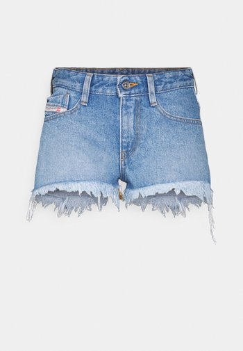 DE-RIFTY - Jeansshorts - denim blue