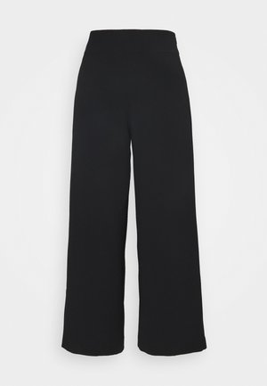 NMJEWEL COULOTTE PANT - Trousers - black
