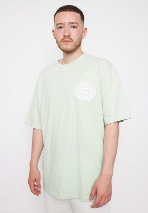 BIKE - T-shirt med print - mint