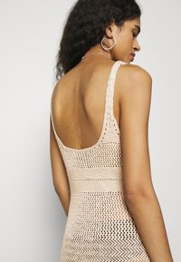 Abercrombie & Fitch - BARE - Jumper dress - cement - 3