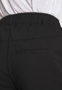 Kaffe - VERA LIVA - Trousers - black deep - 3