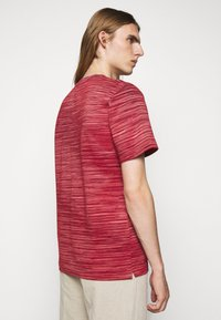 Missoni - SHORT SLEEVE - T-shirt con stampa - red - 2