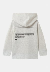 Cotton On - HORIZON HOODIE - Hoodie - mottled light grey - 1