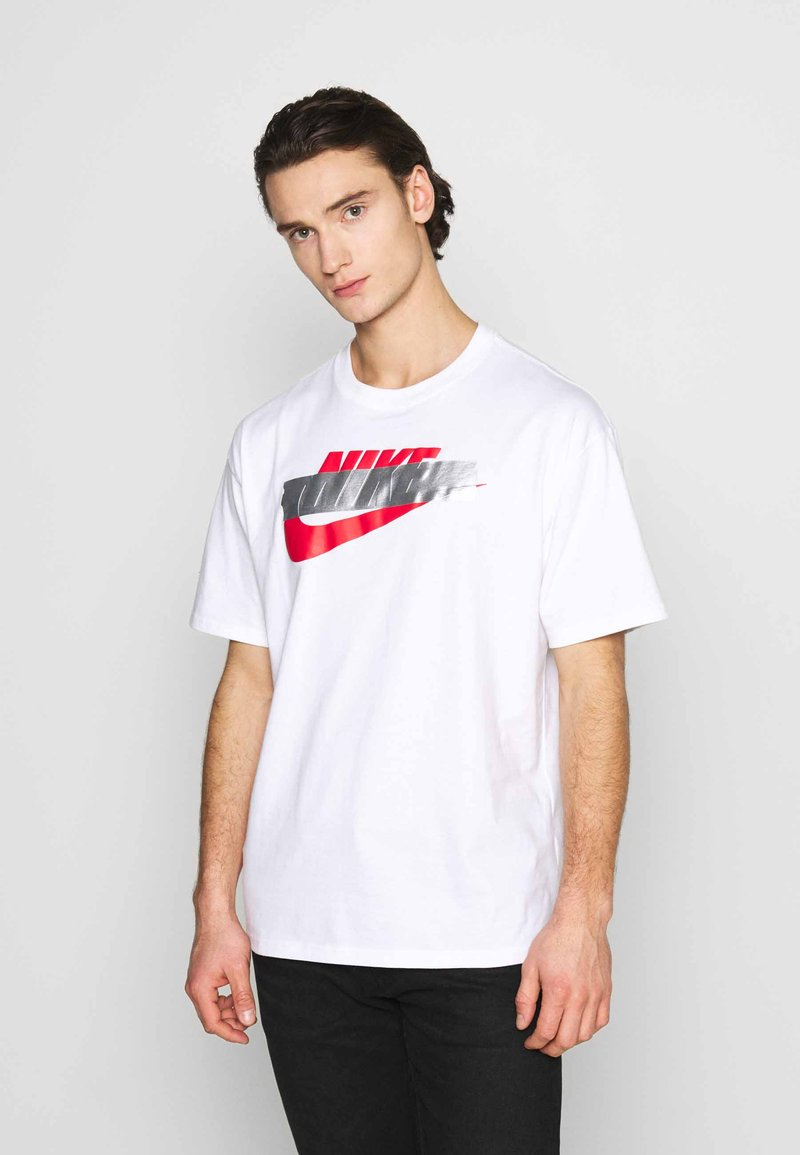 Nike Sportswear - PUNK PACK - Print T-shirt - white
