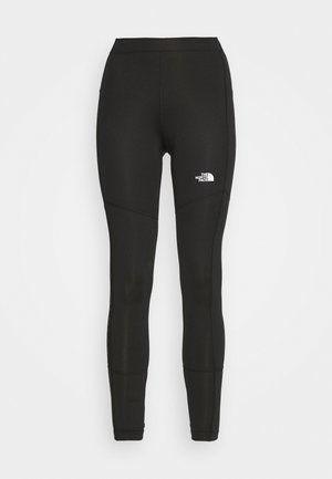 TIGHT - Leggings - Hosen - black