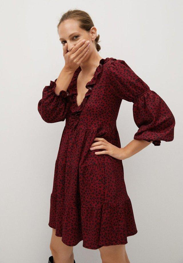Vestito estivo - rouge