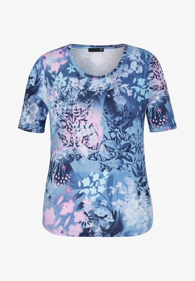 AVA - T-shirt med print - bluejeans