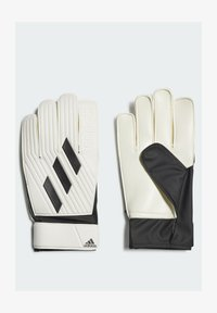 adidas Performance - TIRO CLUB GOALKEEPER GLOVES - Keepershandschoenen  - white - 0